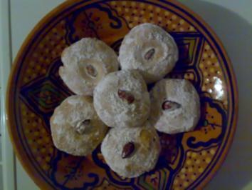 Rezept: ** Ägyptisch ** Maamoul-Kekse
