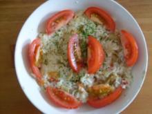 Tomaten - Reis - Pfanne - Rezept