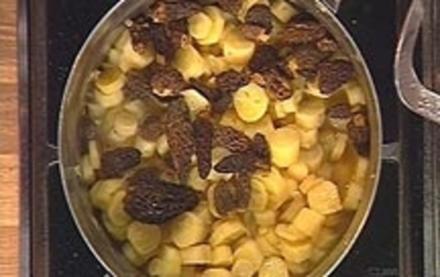 Schwarzwurzel-Gemüse - Rezept
