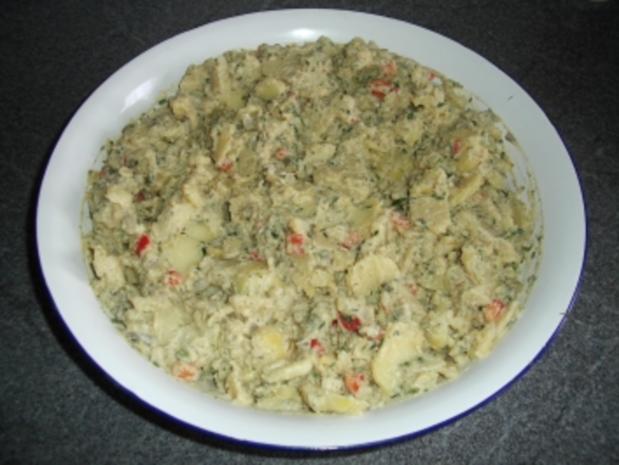 fettarmer Kartoffelsalat - Weight Watcher geeignet - Rezept - Bild Nr. 2