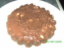 Nutella-Pudding - Rezept