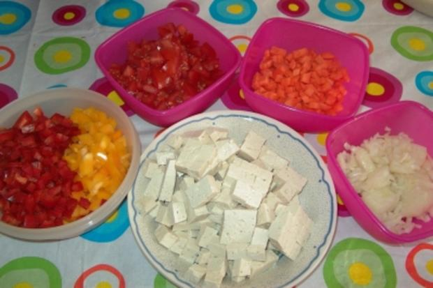 Tofu-Curry - Rezept - Bild Nr. 2