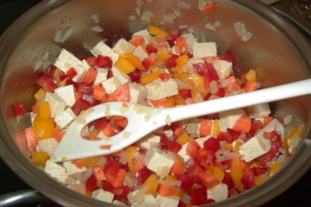 Tofu-Curry - Rezept - Bild Nr. 3