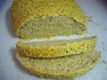 Kikis Brot aus dem Römertopf - Rezept