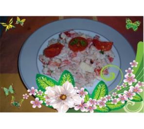 Rezept: Salate : Reissalat mit Thunfisch