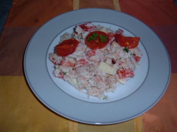 Salate : Reissalat mit Thunfisch - Rezept - Bild Nr. 2