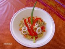 Thunfisch-Gemüsereis - Rezept