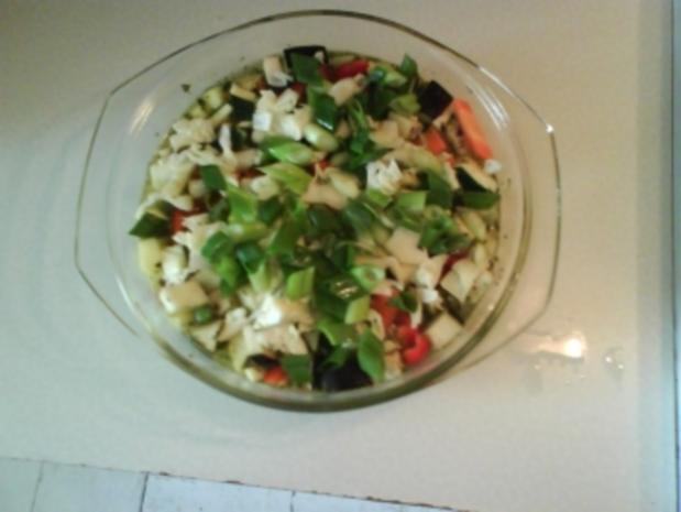 Eintopf: Gemüseeintopf aus dem Backofen - Rezept