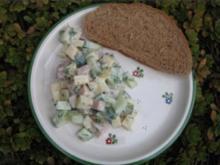 Käse-Schinken-Salat - Rezept