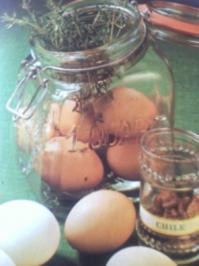 Soleier nach Großmutter Art - Rezept