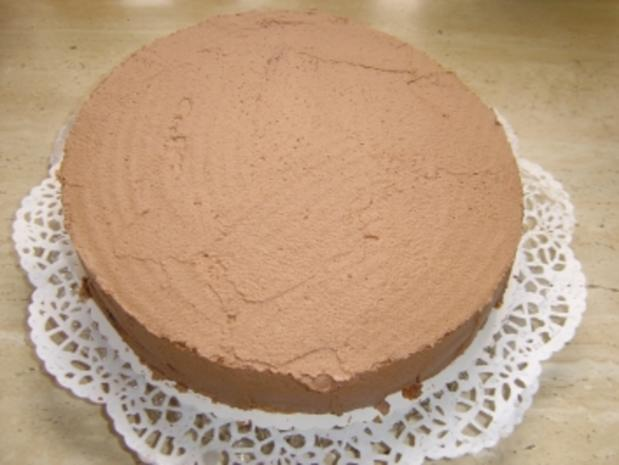 Mocca-Schoko-Sahne-Torte - Rezept - Bild Nr. 5