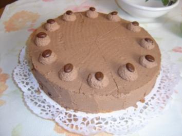 Mocca-Schoko-Sahne-Torte - Rezept