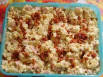 Kartoffelsalat aus Sachsen - Rezept