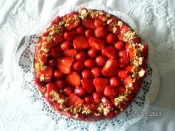 Käsekuchen von Tante Friedel - Rezept