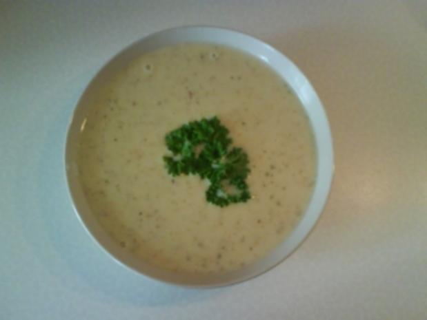 Suppe: Feine Kartoffelsuppe - Rezept - Bild Nr. 5