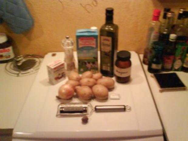 Suppe: Feine Kartoffelsuppe - Rezept - Bild Nr. 2