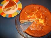 der bodenlose 'das-muss-weg' Kuchen mit 'blauen' Nektarinen - Rezept