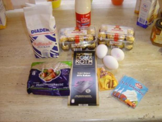 Ferrero-Roche-Torte - Rezept - Bild Nr. 2
