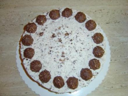 Ferrero-Roche-Torte - Rezept