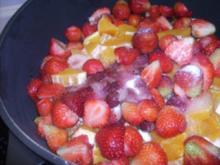 Erdbeer -Orangen -Marmelade - Rezept