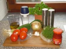 Scharfer Nudelsalat - Rezept
