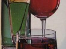Bowle Wodka-Kirsch *erfrischend* - Rezept