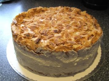 Rezept: Himmels-Torte  ( wellen-torte)