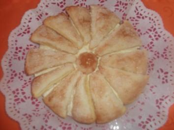 Friesentorte mit Pflaumenmus - Rezept