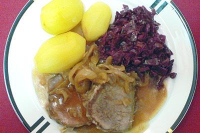 Westfälischer Sauerbraten - Rezept