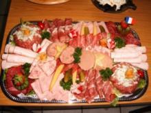 Gourmet Platte1 - Rezept
