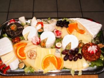 Gourmet Platte2 - Rezept