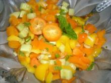 """Salat """"Sonne Afrikas"""">> - Rezept"""