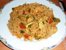 Chinapfanne - Rezept