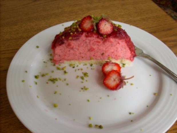 Erdbeer-Creme-Törtchen - Rezept - Bild Nr. 3