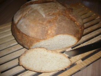 Brot --- Schwarzwälder Landbrot - Rezept