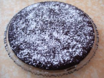 Fondant au chocolat - Rezept