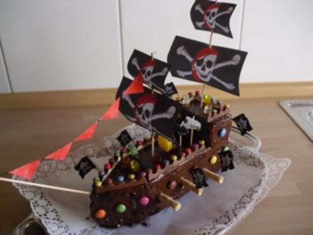 Schokoladen - Kastenkuchen - Rezept - Bild Nr. 4