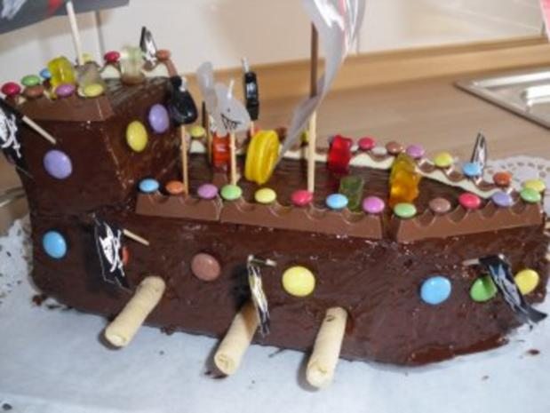 Schokoladen - Kastenkuchen - Rezept - Bild Nr. 5