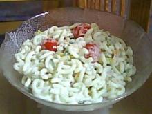 Gabelspaghetti-Salat - Rezept