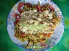 Hauptspeise: Eine rührige Pfanne mit Gemüse - Rezept