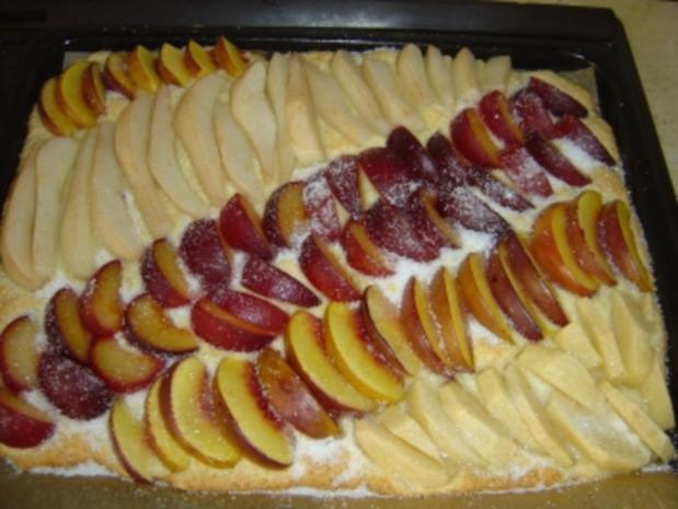 Quark öl Teig Für Obst Kuchen Rezept Kochbarde