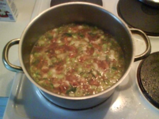 Suppe: Pfifferlingsuppe - Rezept - Bild Nr. 2