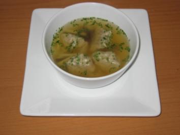 Rezept: Wan-Tan-Suppe