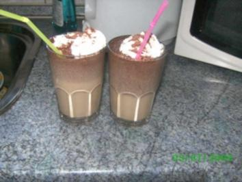 Eis-Cappuccino - Rezept