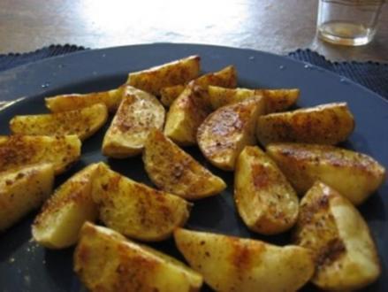 Kartoffelecken - Rezept