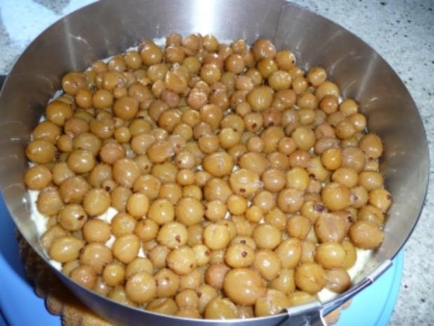 Stachelbeerkuchen mit Pudding - Rezept - Bild Nr. 6