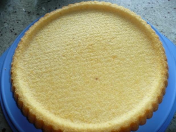 Stachelbeerkuchen mit Pudding - Rezept - Bild Nr. 8