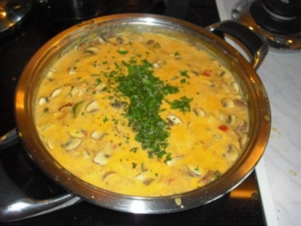 greeneye´s fruchtiges Hähnchen-Curry - Rezept - Bild Nr. 3