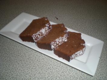 Rezept: Schokolade - Schneekuchen