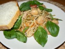 Thunfischsalat tricolore - Rezept